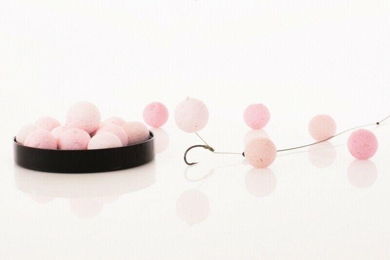 Nash Boilies Citruz Wafters Pink 15 MM