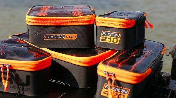 Guru Fusion 400 EVA Bait Depot Feed Bag incl 300 Bait Bucket Waterproof